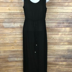 black Maxi Dress by Amanda Smith