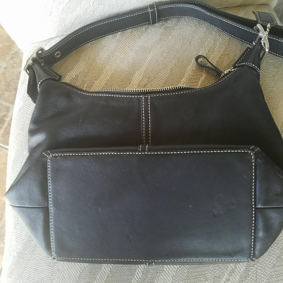 Coach Style 9566 Black Leather Hobo Bag - Tradesy 2a5be8d0f087f