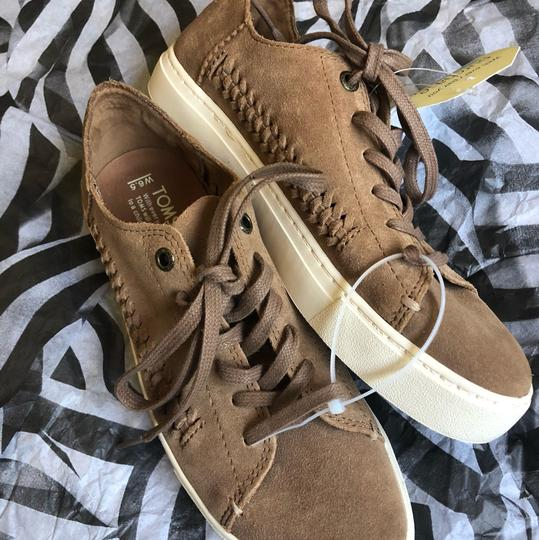 TOMS Brown Athletic Image 2