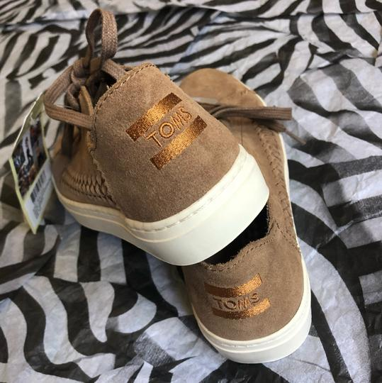 TOMS Brown Athletic Image 3