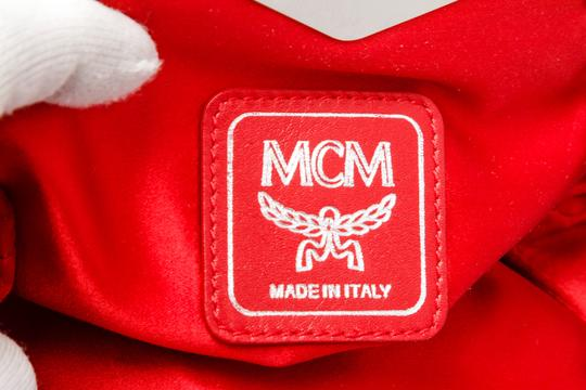 MCM Red Clutch Image 5