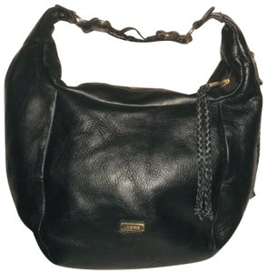 JOE'S Jeans Leather Hobo Bag