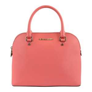 fbff41ec99ed Michael Kors Cindy Cindy Medium Cindy Medium Satchel in Coral