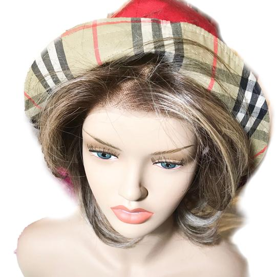 Burberry Burberry Reversible Red Hat Image 1