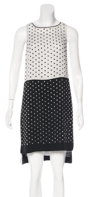 Preload https://img-static.tradesy.com/item/24314558/diane-von-furstenberg-black-and-white-bejeweled-mid-length-night-out-dress-size-8-m-0-3-650-650.jpg