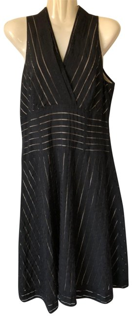 Item - Black (Andrew Mid-length Cocktail Dress Size 8 (M)