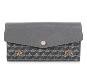 Fauré Le Page **SOLD ON AFC**GRAY RABAT CHAIN WOC WALLET