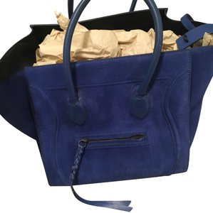 Céline Blue Bags - Up to 70% off at Tradesy f084ad46d87e5