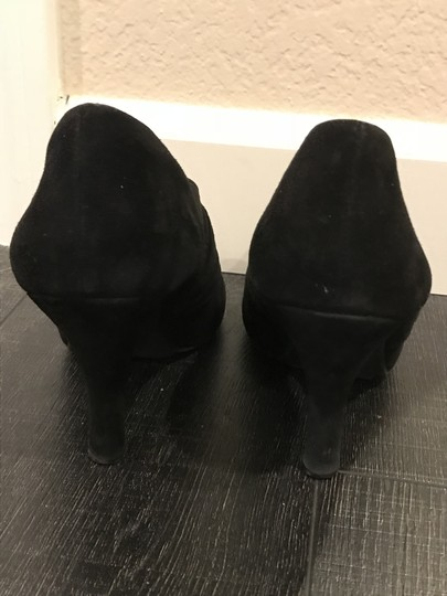Me Too Black Suede Boots Image 1
