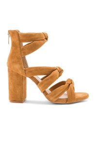 RAYE Cognac Brown Sandals