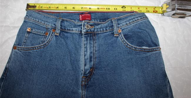 Levi's 501 Relaxed Prewash Boot Cut Jeans-Medium Wash Image 3
