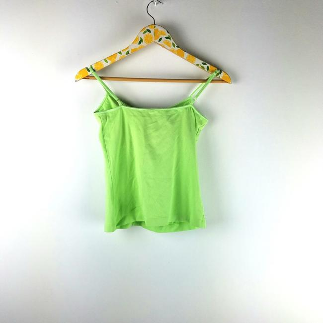 Lilly Pulitzer Top Lime Green Image 2