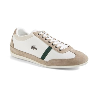 Lacoste White Athletic