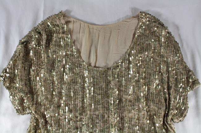 Vince Sequin Beaded Dress Image 10