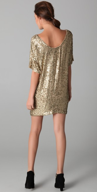 Vince Sequin Beaded Dress Image 2