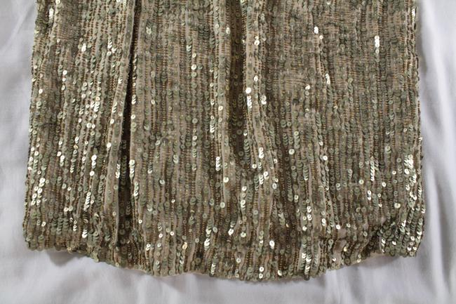 Vince Sequin Beaded Dress Image 5