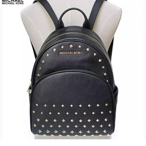 Michael Kors Abbey Leather Backpack