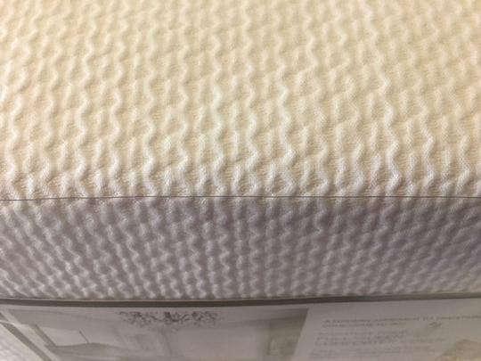 Bloomingdale's White 1872 Pique Duvet Comforter Cover Full / Queen Other Image 4