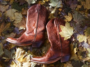 Code West brown Boots