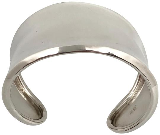 Preload https://img-static.tradesy.com/item/24315621/robert-lee-morris-silver-rare-unisex-made-in-the-usa-classic-wide-sterling-cuff-bracelet-0-1-540-540.jpg