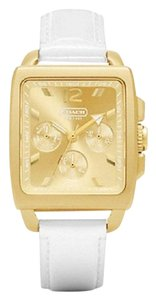 Coach Coach Boyfriend Women's Watch - Gold tone