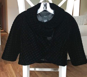 Smythe Diamond Quilting Black Blazer
