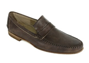 Brunello Cucinelli Prada Car Suede Cocoa Brown Flats