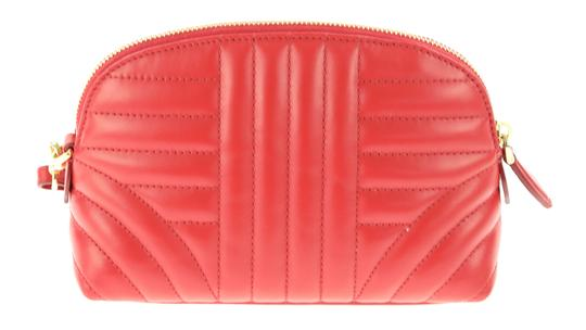 Prada quilted zip around make-up bag Image 2