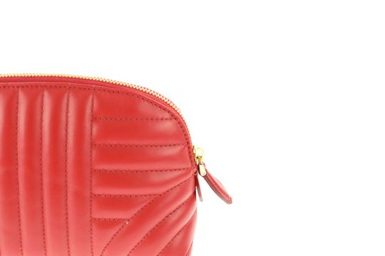 Prada quilted zip around make-up bag Image 8