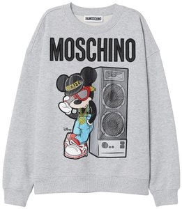 MOSCHINO [tv] H&M Sweater