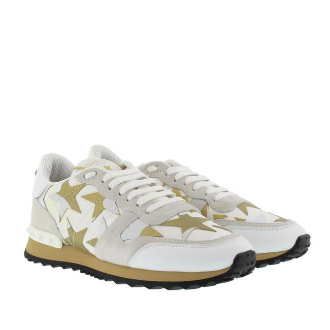 Valentino White Limited Edition Gold