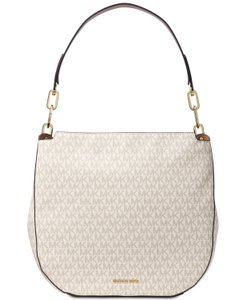 Michael Kors One Shoulder Beige Hobo Bag