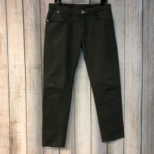 Massimo Dutti Jeans Straight Pants Gray