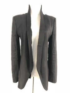 Theyskens' Theory Black Blazer