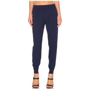 Joie Relaxed Pants Navy Blue