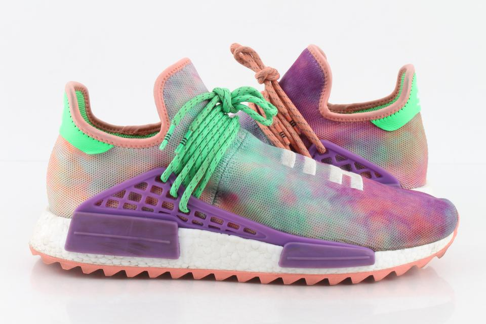 6733d891522 adidas Multicolor Human Race Nmd Pharrell Holi Festival (Chalk Coral) Shoes