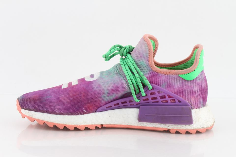 adidas Multicolor Human Race Nmd Pharrell Holi Festival (Chalk Coral) Shoes