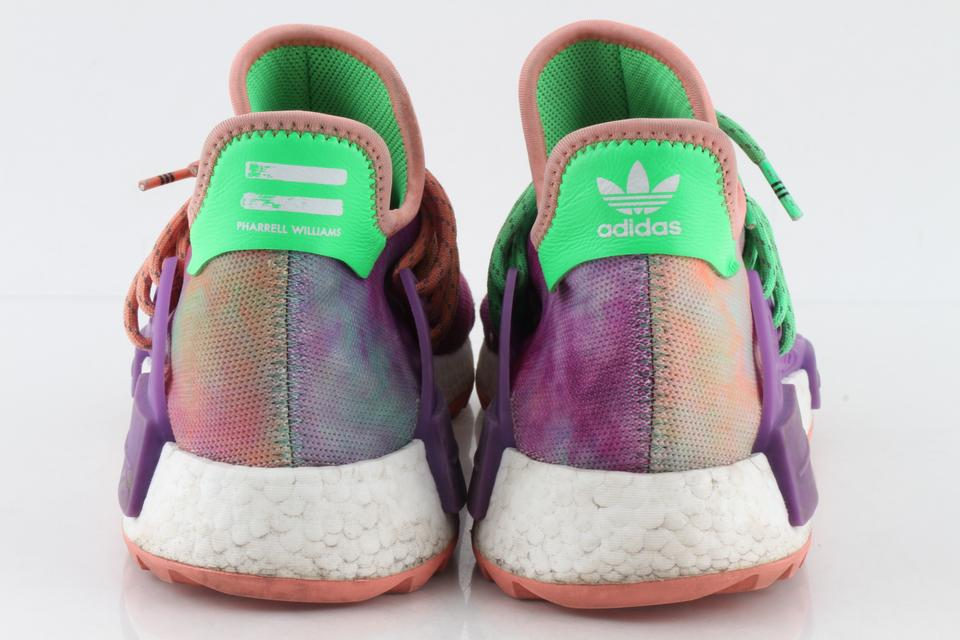 new product 1f755 238c8 adidas Multicolor Human Race Nmd Pharrell Holi Festival (Chalk Coral) Shoes