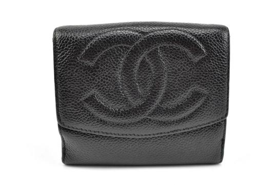 Chanel Caviar Leather &