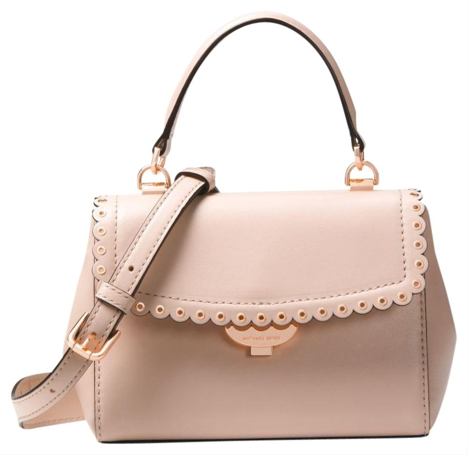 Michael Kors Ava Extra Small Scalloped with
