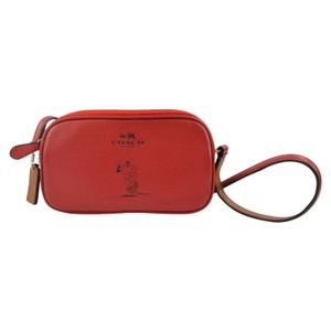 Coach Snoopy X Peanuts Snoopy Snoopy Cross Body Bag