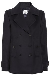 Iris & Ink Winter Wool Blend Pea Coat