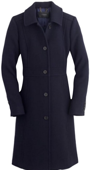 Item - Navy (Nwt Lady Day with Thinsalute Coat Size Petite 2 (XS)