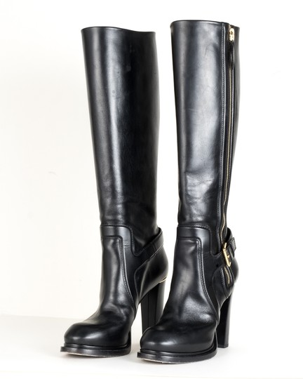 Louis Vuitton black Boots Image 2