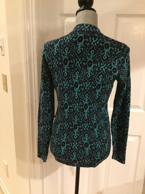 Tory Burch Button Down Shirt Turquoise blue Image 3