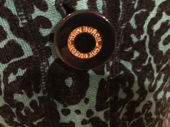 Tory Burch Button Down Shirt Turquoise blue Image 4