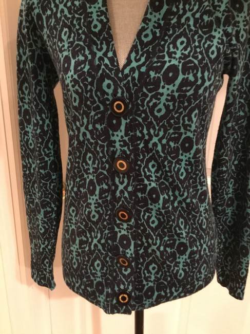 Tory Burch Button Down Shirt Turquoise blue Image 5