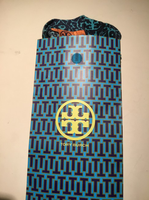 Tory Burch Button Down Shirt Turquoise blue Image 8