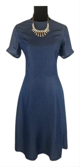 Preload https://img-static.tradesy.com/item/24321345/banana-republic-navy-tie-back-tencel-soft-tall-knee-length-short-casual-dress-size-4-s-0-5-650-650.jpg
