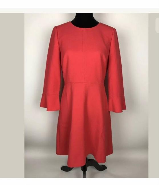 J.Crew Bell Sleeve A-line Lined Dress Image 3
